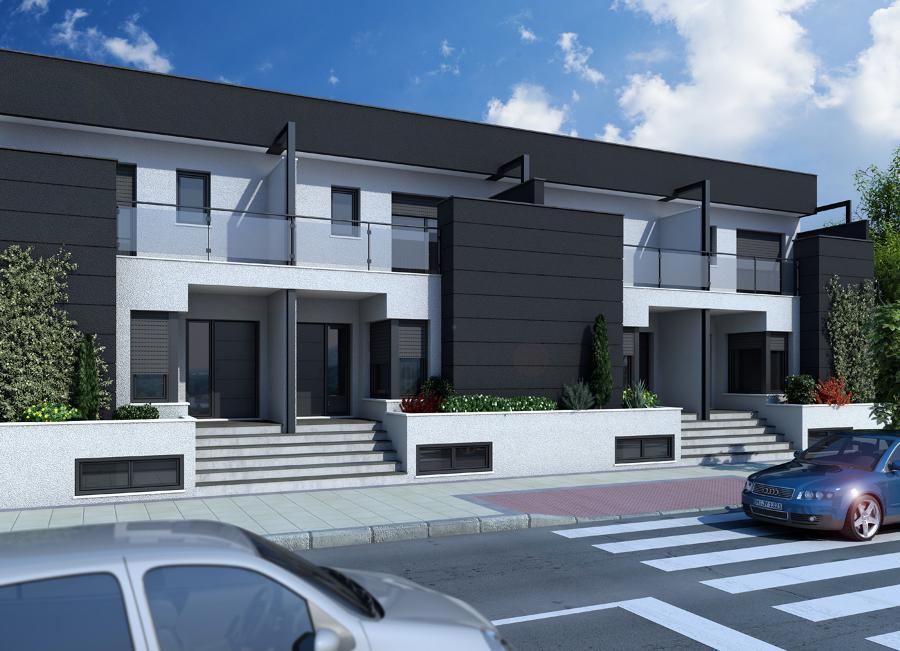 Residencial ahouse ideas construcci n casas - Casas en villanueva del pardillo ...