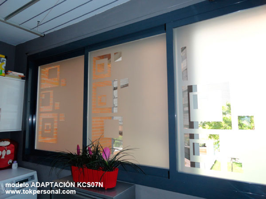 Foto vinilos para cristales adaptaci n kitchen kcs07n for Vinilos adhesivos para cristales