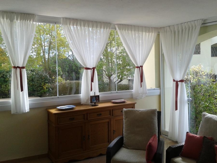 Foto visillo de terraza de interior estudio 1278158 - Tapiceros en granada ...