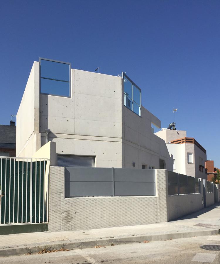 Vista 1 de fachada