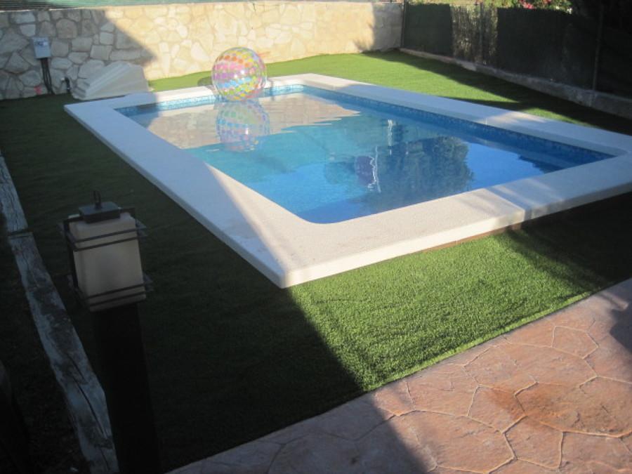 Piscina privada ideas arquitectos t cnicos - Proyecto piscina privada ...