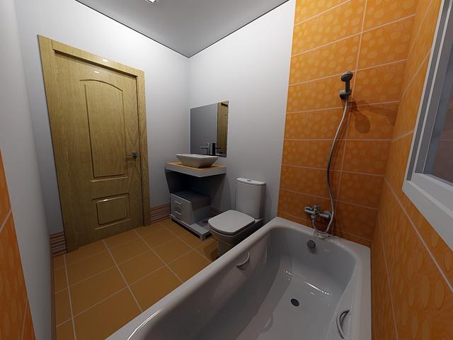 Vista 2 baño