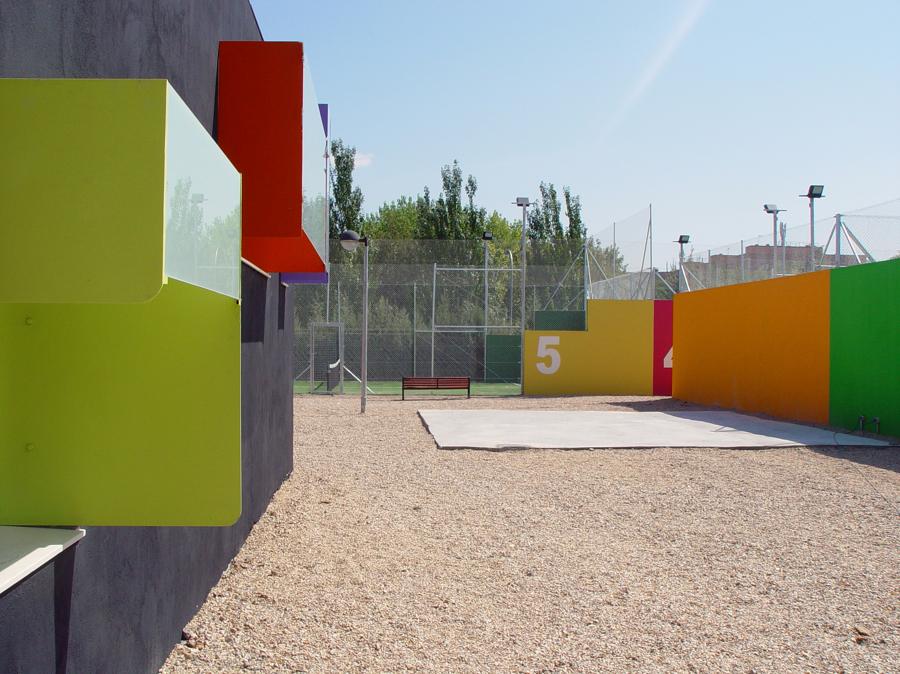 Vista 2 del acceso