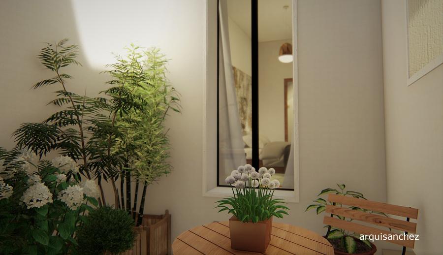Vista 3d patio