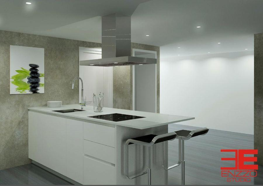 Proyecto de pr ximo amueblamiento de cocina en vivienda for Amueblamiento de cocinas