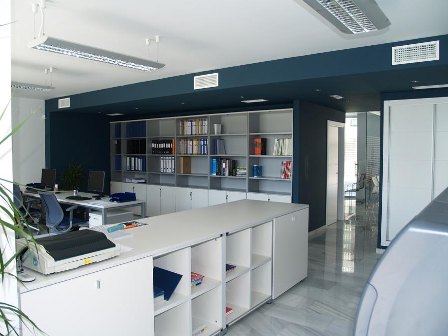 Vista de la Sala de Trabajo 1