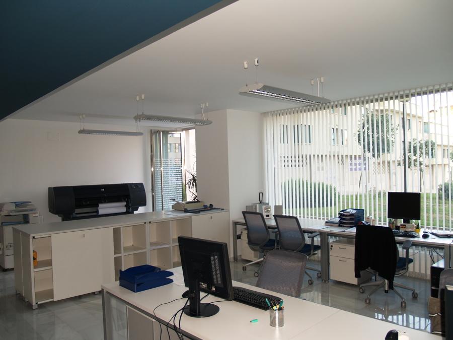 Vista de la Sala de Trabajo 2