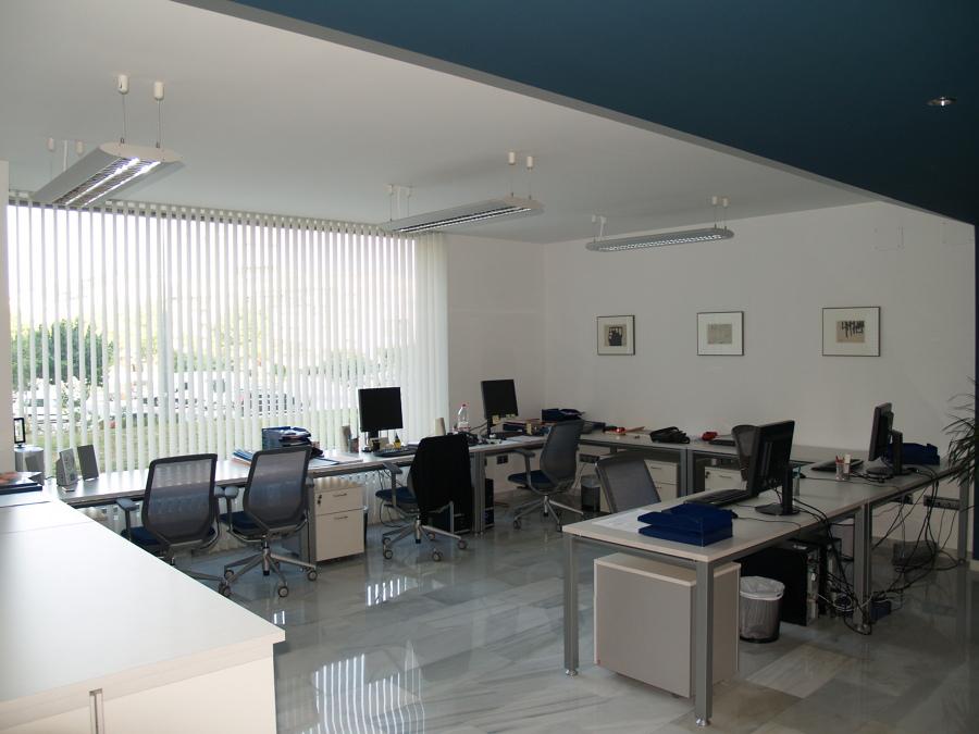Vista de la Sala de Trabajo 3