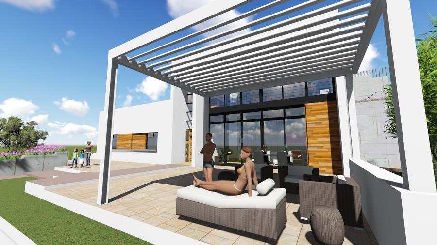 Proyecto de vivienda unifamiliar aislada y piscina en - Chill out en casa ...