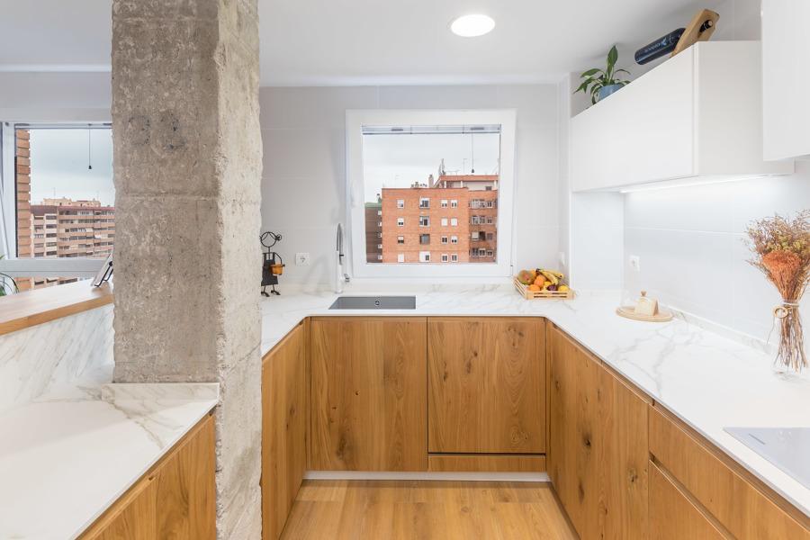 Vista desde cocina