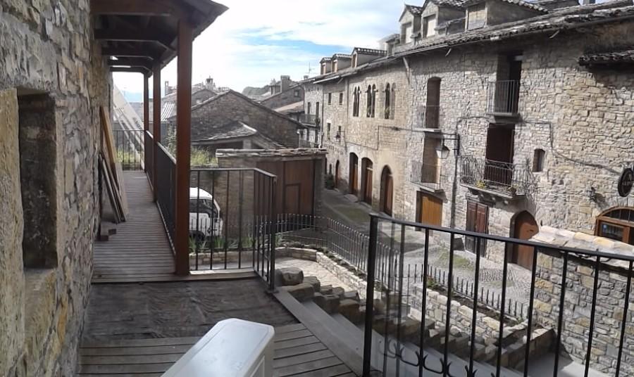 Vista desde el edificio