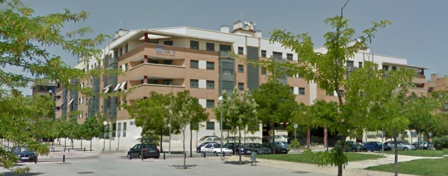 Vista desde la calle Portugal