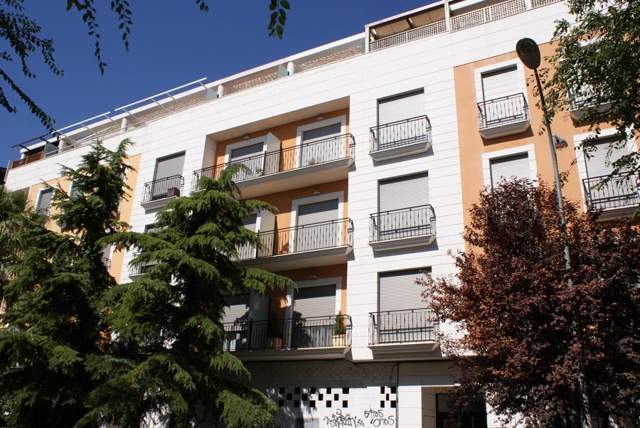 24 viviendas locales trasteros y garaje en tomelloso - Arquitectos ciudad real ...