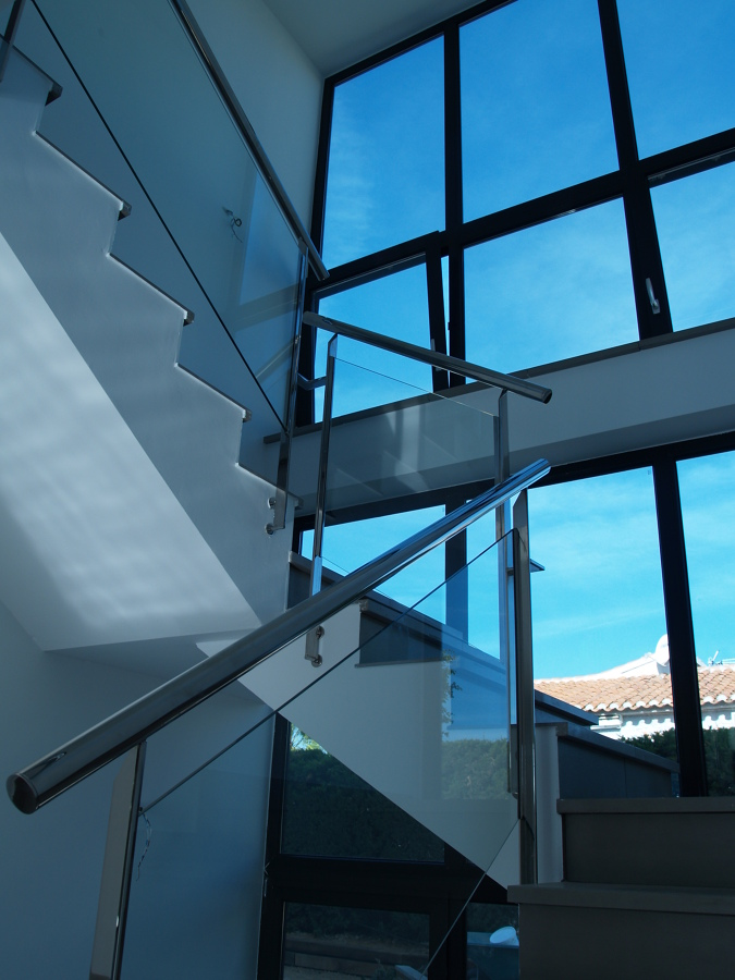 Vista Escalera Interior