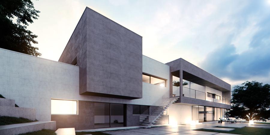 Una casa de ensue o en sotogrande ideas arquitectos - Arquitecto sotogrande ...