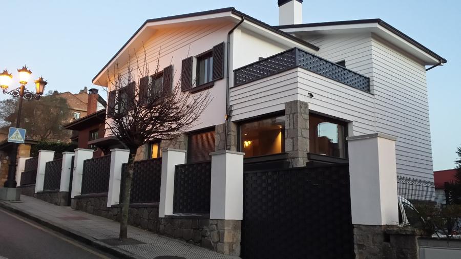 Rehabilitaci n de vivienda unifamiliar en el naranco oviedo ideas arquitectos - Arquitectos en oviedo ...