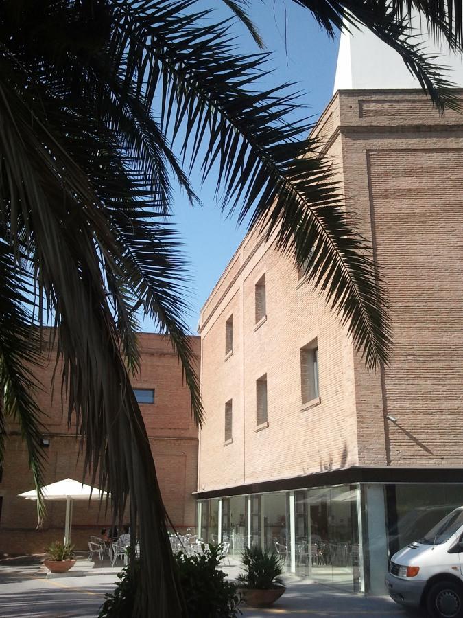 Vista exterior-zona comercial
