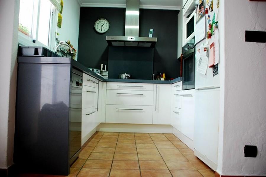 Cocina en forma de u ideas carpinteros for Frontal cocina ideas