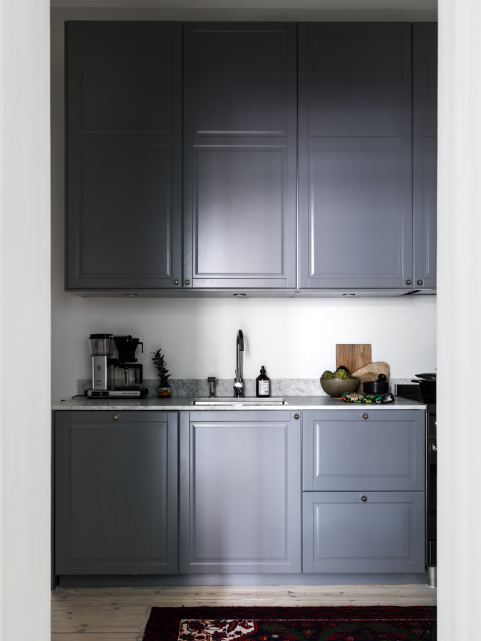 Foto vista frontal de cocina de cobos 1715329 habitissimo for Vistas de cocinas
