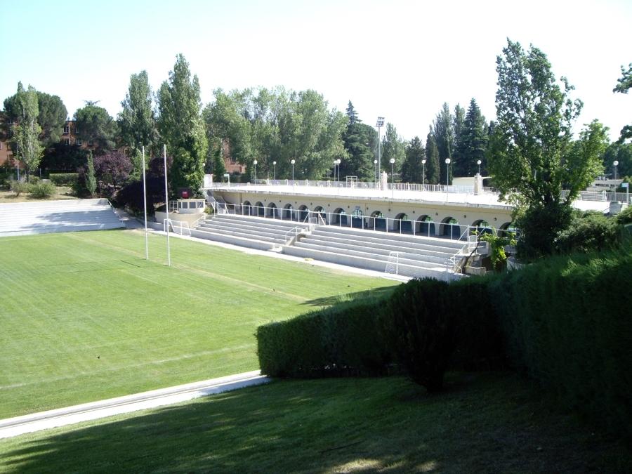 Rehabilitacion De Campo De Rugby Ideas Arquitectos