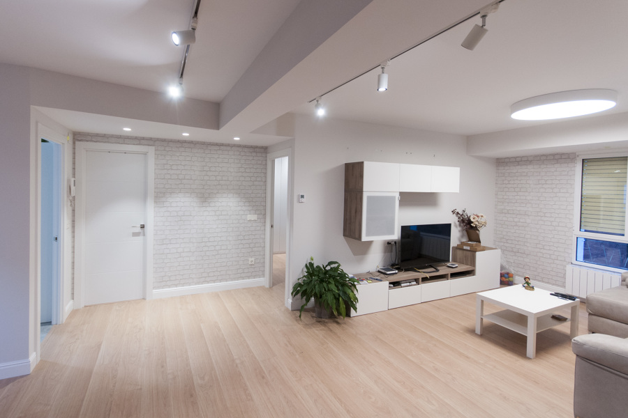 Vista general de la vivienda