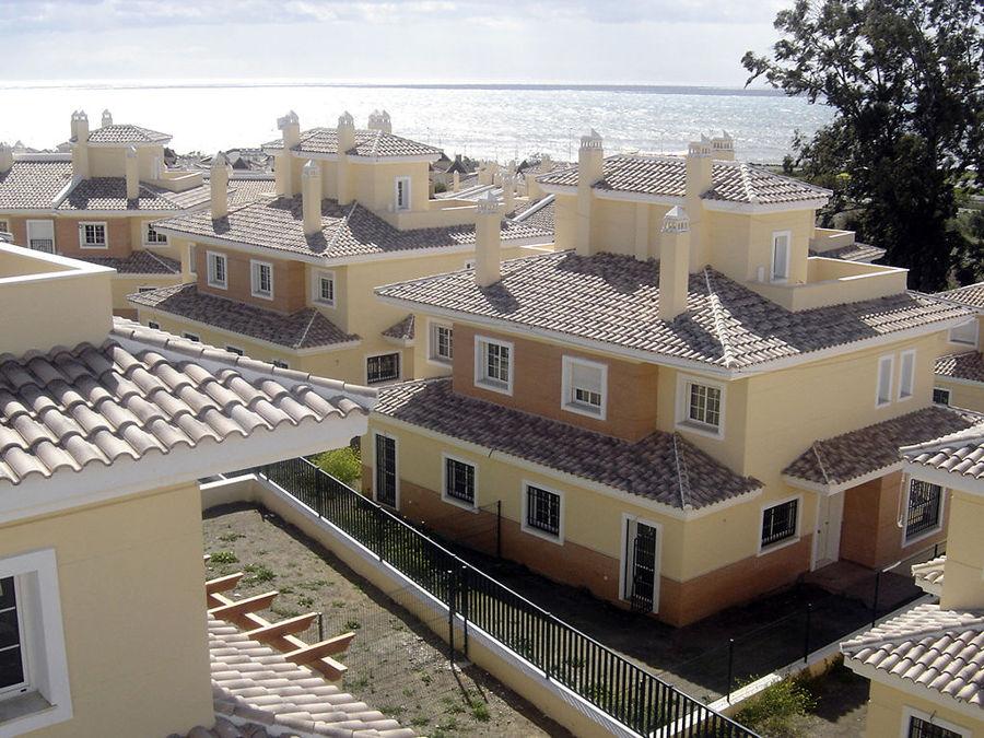 Vista General desde el Solarium de una de las viviendas