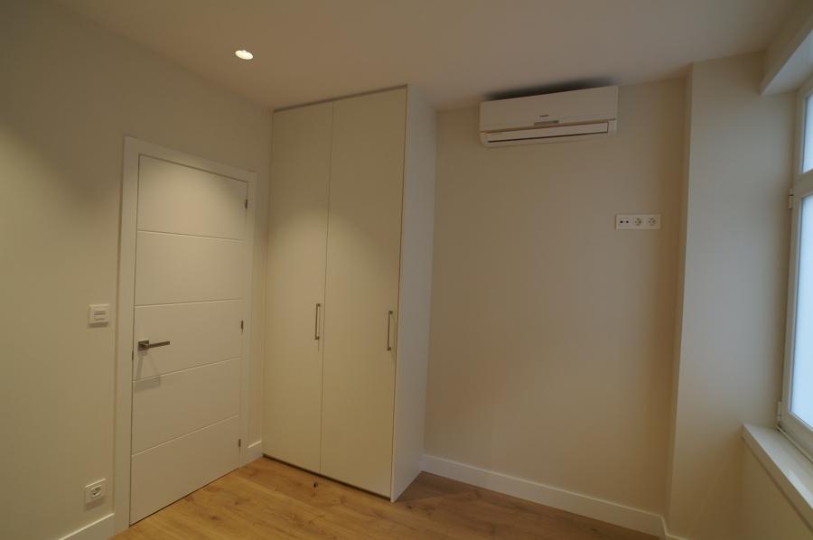 Vista interior habitación dos.