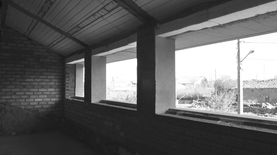 Vista interior Planta 1a