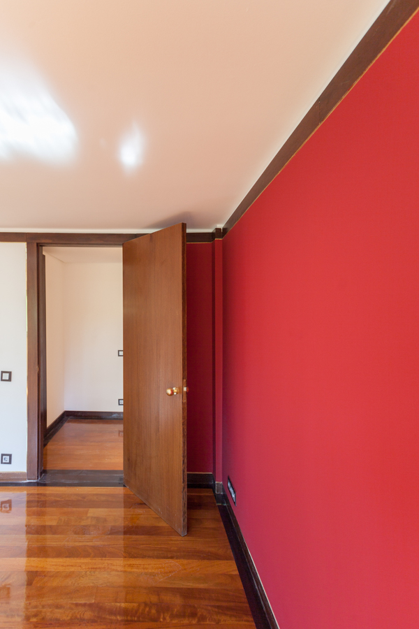 Vista lateral salón