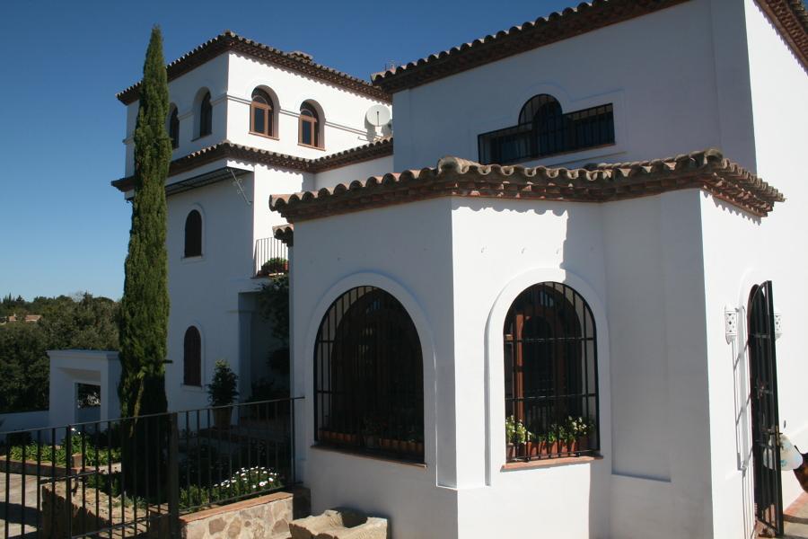Vista lateral vivienda