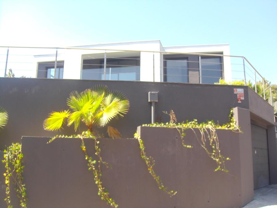 vista muro calle inferior
