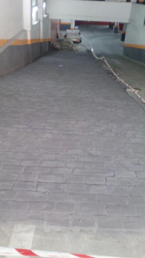 Rampa de garaje ideas reformas ba os - Rampas de garaje ...