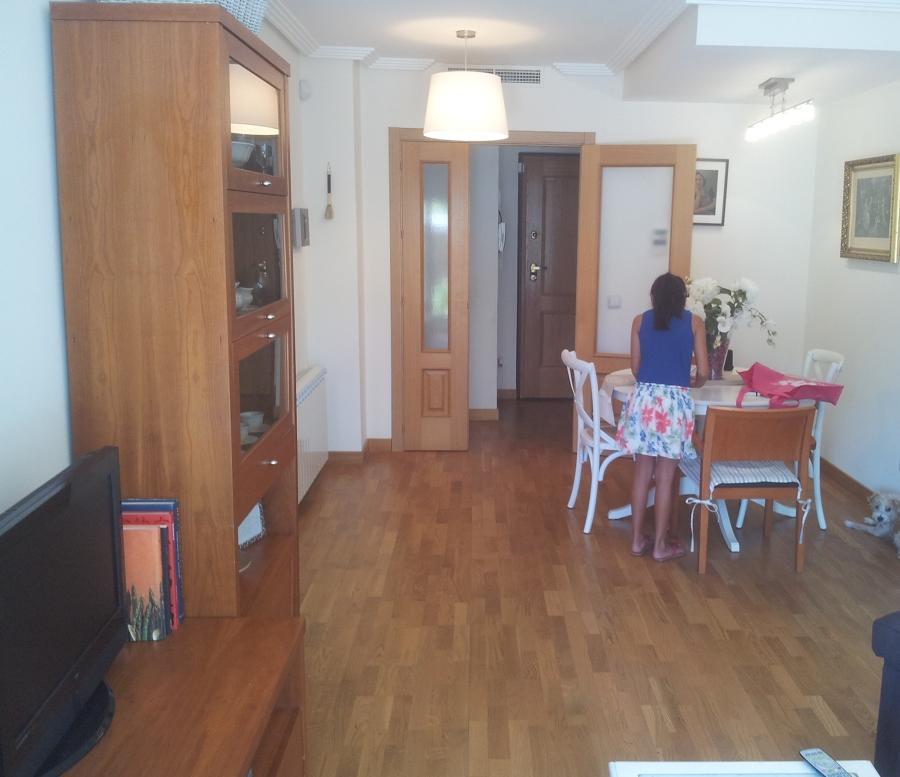Vista salón