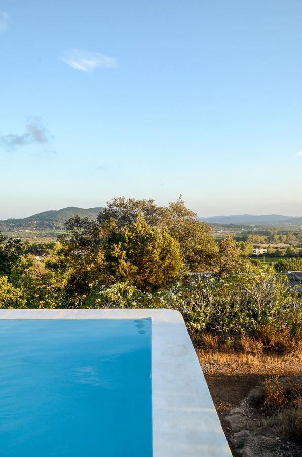 Vistas a Ibiza