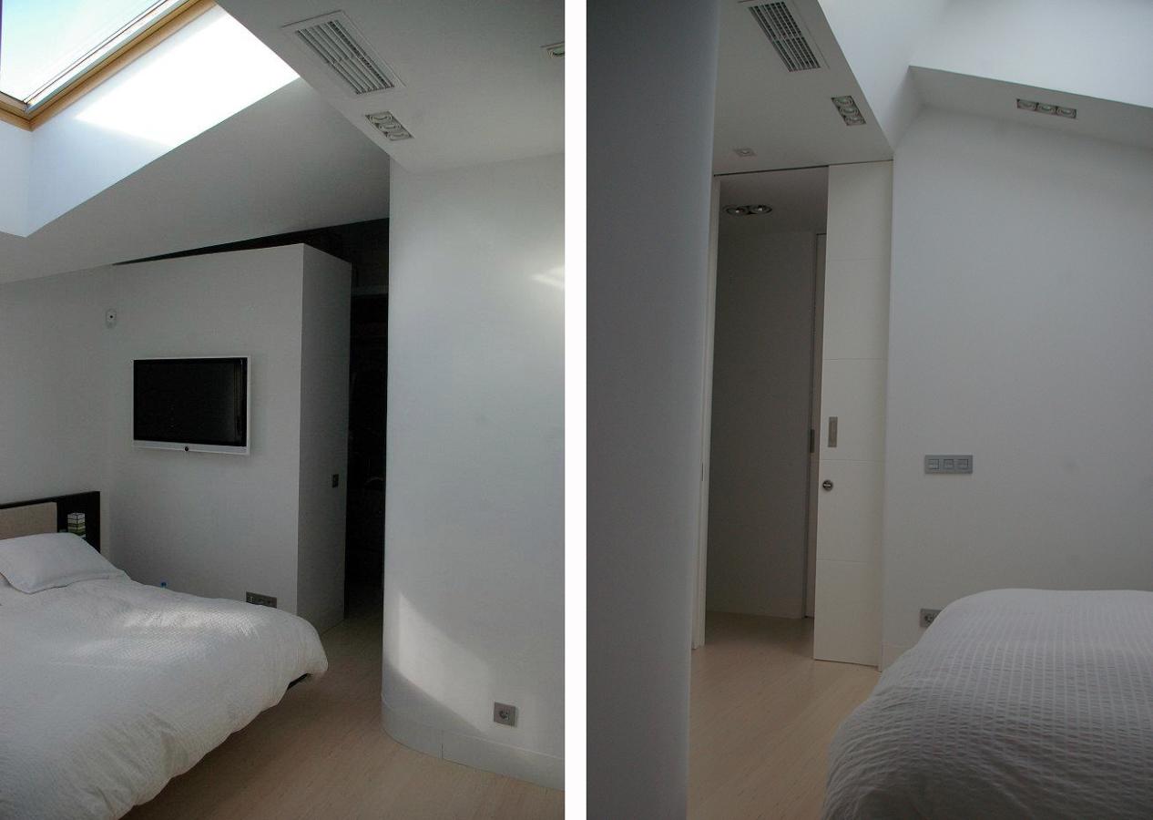 Vistas del dormitorio ppal.