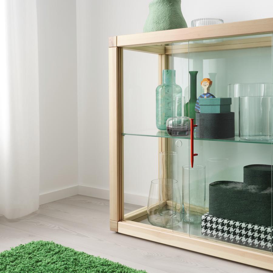 Vitrina MARKERAD: La nueva colección limitada de IKEA en colaboración con Virgil Abloh