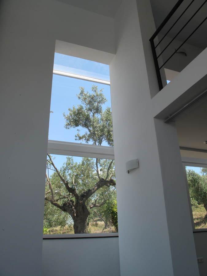 Vivienda El Hacho, ventanal