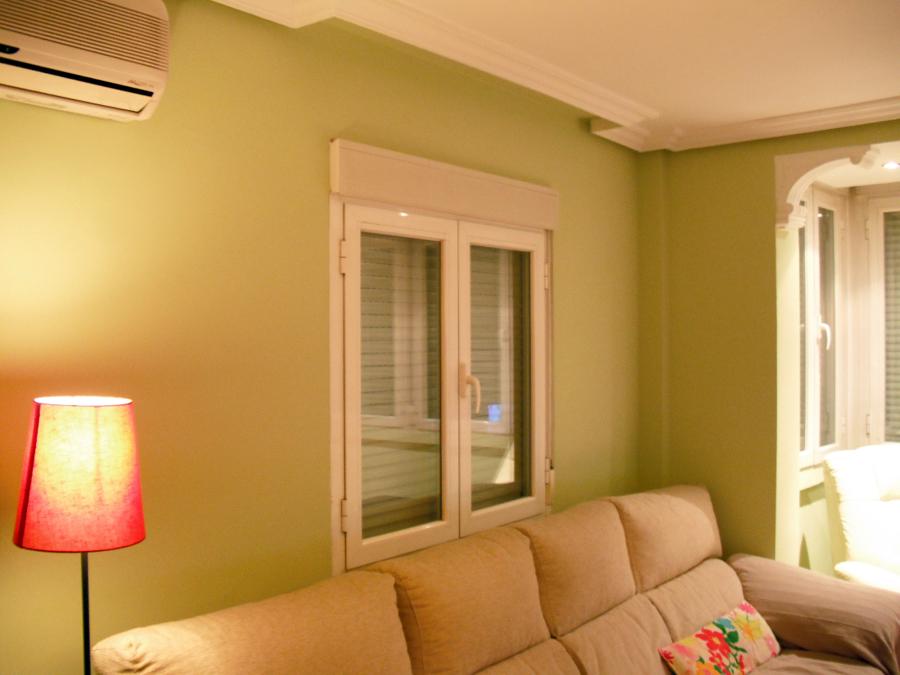 Vivienda en el barrio de canillejas ideas pintores - Pintores de viviendas ...