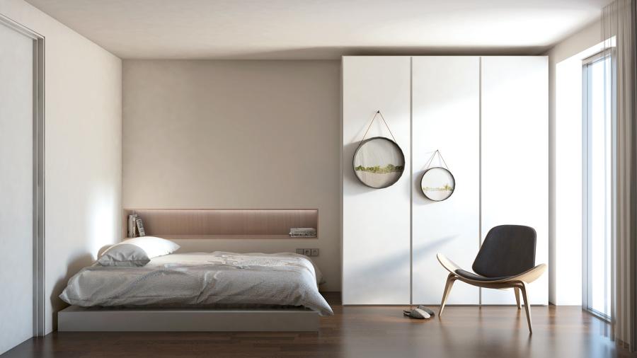 Vivienda en Ponzano | Habitación