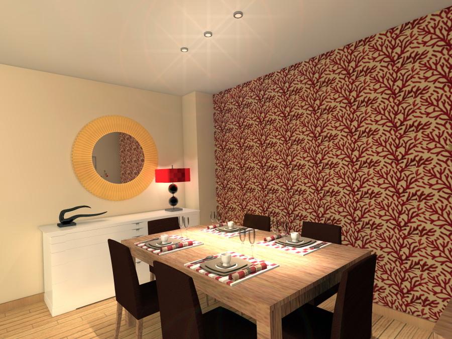Foto vivienda en sant joan despi de maybert tapicer a y for Tapiceria y decoracion