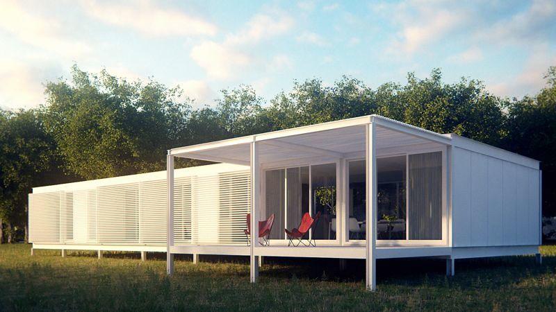 Viviendas modulares ideas construcci n casas prefabricadas - Viviendas modulares prefabricadas ...