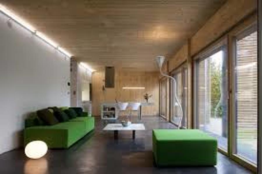 vivienda pasiva energia consumo casi nulo