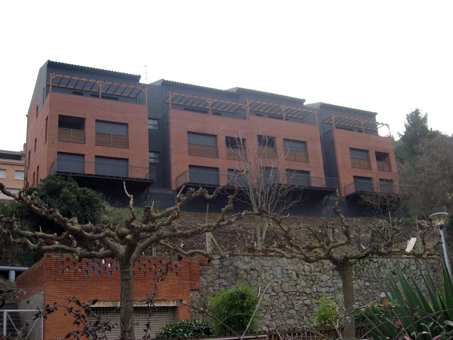 Vivienda plurifamiliar en Castellví de Rosanes 6