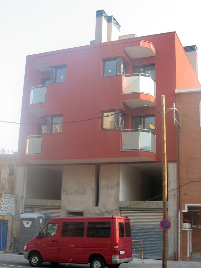 Vivienda plurifamiliar Sant Andreu de la Barca