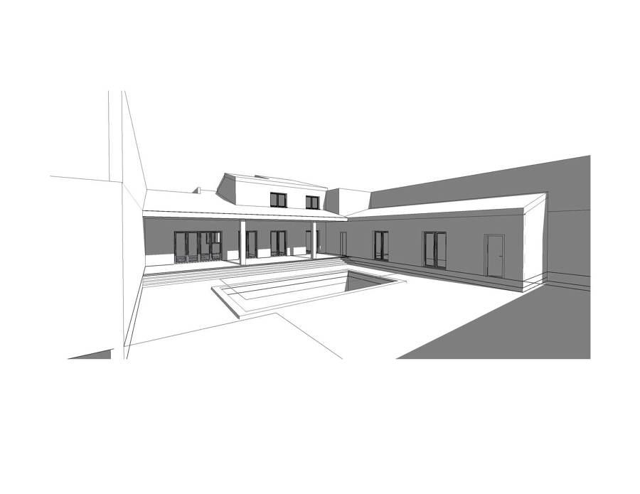 Dise o arquitectura un hogar para so ar en ciudad real - Arquitectos ciudad real ...