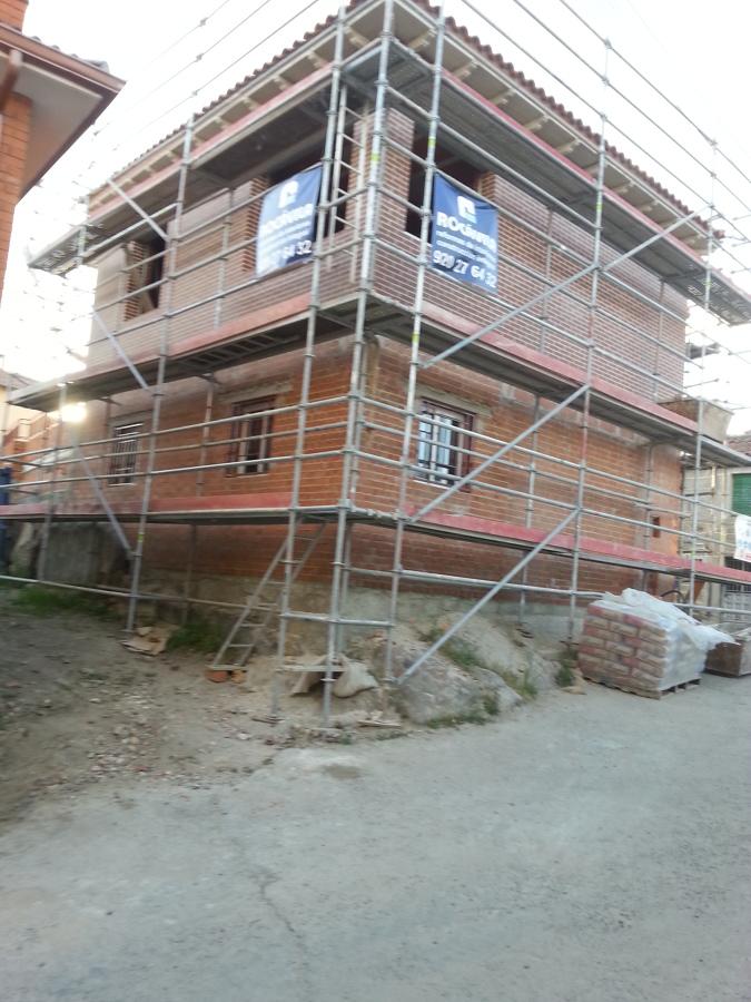 Vivienda unifamiliar en navatalgordo ideas construcci n - Presupuesto construccion vivienda unifamiliar ...