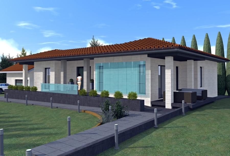 Vivienda Unifamiliar, 238 m2, 1 planta, TEKNIAHOUSE