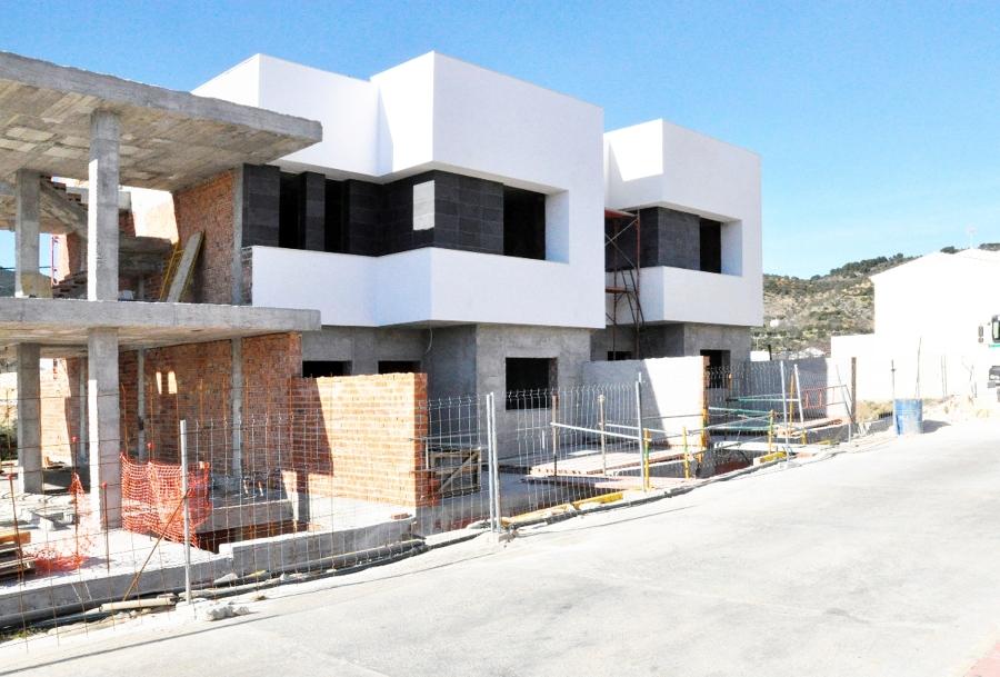 Proyecto vivienda unifamiliar adosada ideas arquitectos - Presupuesto vivienda unifamiliar ...