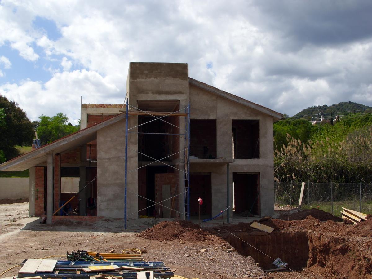 Huerta de hierro ideas construcci n casas for Ideas construccion casa