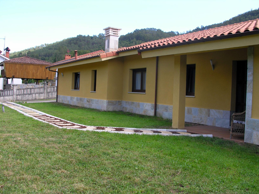 Casa unifamiliar en planta baja ideas construcci n casas - Construcciones benjoal ...
